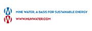 MinjWater logo